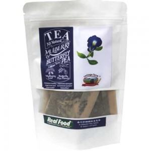Cottage Farm Organic Mulberry Butterfly Pea Tea 2g x 15 sachets