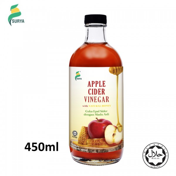Surya Apple Cider Vinegar 450ml