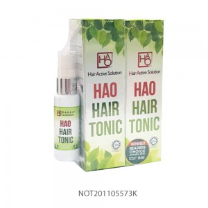 Hao Hair Tonic Twinpack (2 x 100ml + 1 x 30ml)