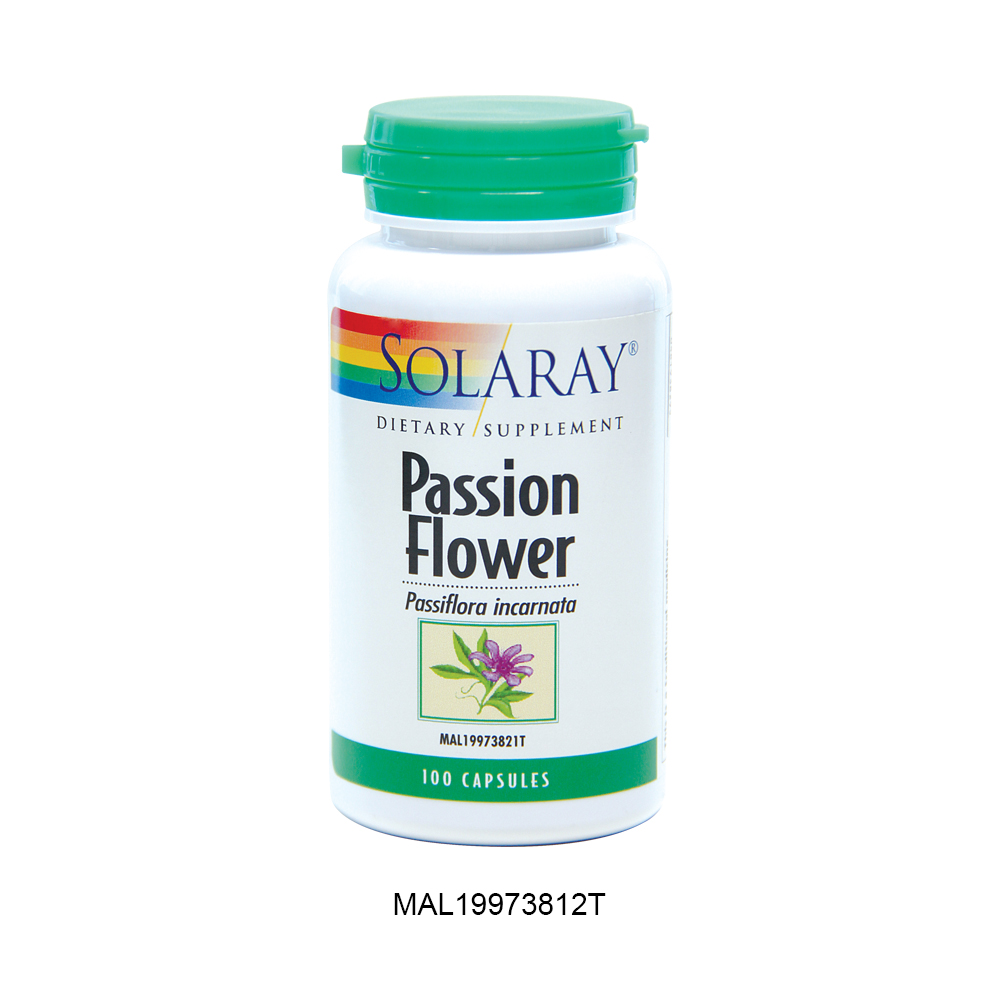Solaray Passion Flower In A Box Mal19973812t