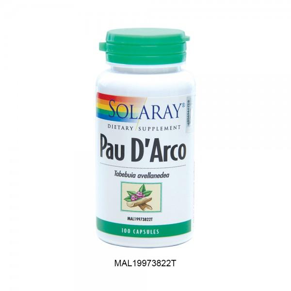 SOLARAY PAU D' ARCO 100C