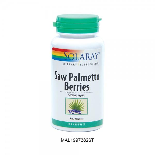 SOLARAY SAW PALMETTO BERRIES (MAL19973826T)