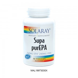 [Clearance] SOLARAY SUPA PUR EPA EXTRA 20% (Expiry Date: 30th Sept 2021)