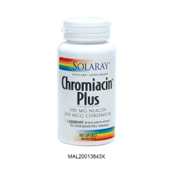 SOLARAY CHROMIACIN (NO FLUSH) (MAL20013843X)