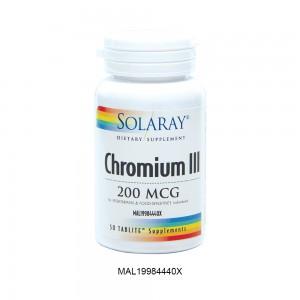 SOLARAY CHROMIUM III (MAL19984440X)