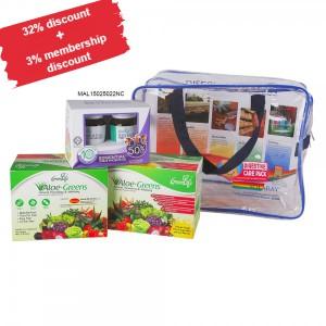 Digestive Care Pack Aloe-Greens (2 x 15'S) Essential TP Capsule ( 2 x 30'C)(MAL15025022NC)