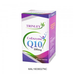 [Clearance] TRINLEY COQ10 60'C (MAL19036027NC) (Expiry Date: 12th Feb 2022)